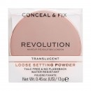 Makeup Revolution Conceal & Fix Setting Powder - Translucent