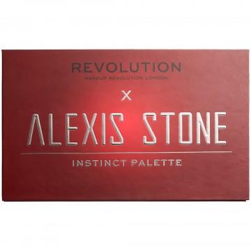 Makeup Revolution X Alexis Stone The Instinct Palette
