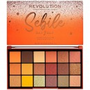 Makeup Revolution X Sebile Eyeshadow Palette - Day 2 Day