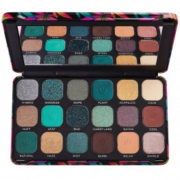 Makeup Revolution Forever Flawless Eyeshadow Palette - Chilled
