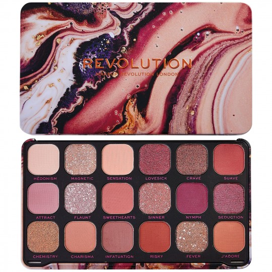 Makeup Revolution Forever Flawless Eyeshadow Palette - Allure