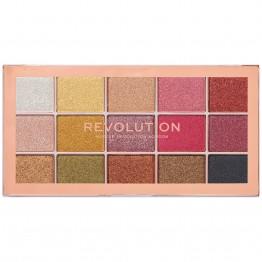 Makeup Revolution Foil Frenzy Eyeshadow Palette - Creation