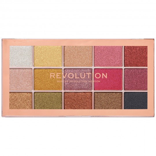 Makeup Revolution Foil Frenzy Eyeshadow Palette - Creation