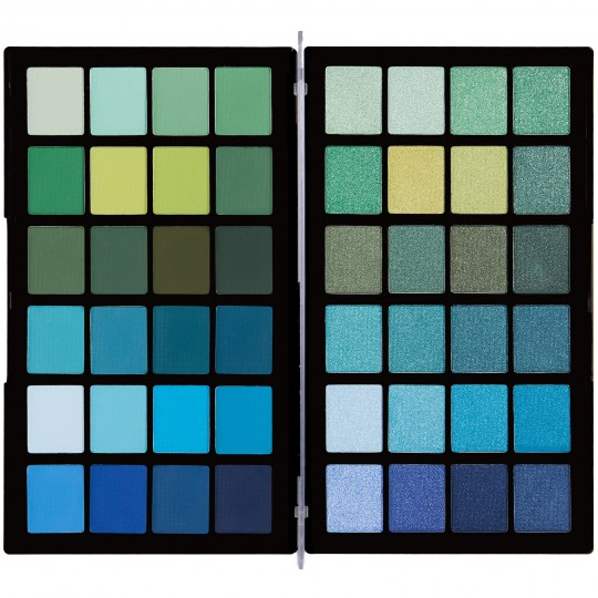 Makeup Revolution Colour Book Eyeshadow Palette - CB05