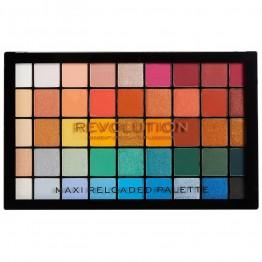 Makeup Revolution Maxi Reloaded Eyeshadow Palette - Big Shot