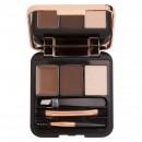 Makeup Revolution Brow Sculpt Kit - Dark Brown