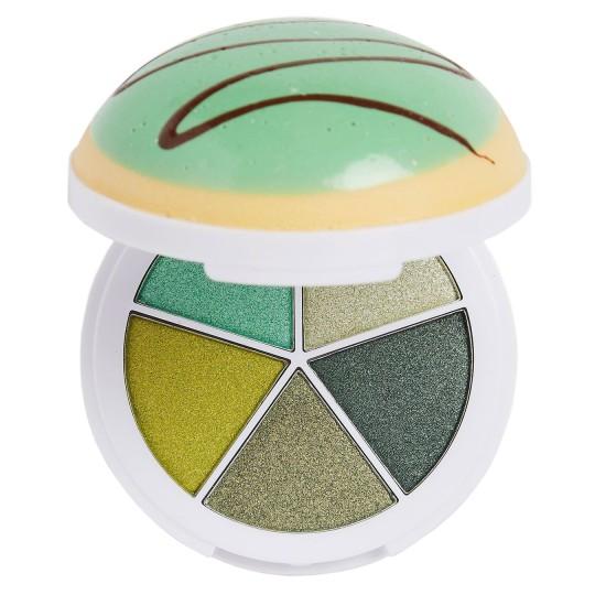 I Heart Revolution Donuts Eyeshadow Palette - Mint Choc Chip