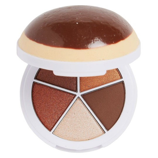 I Heart Revolution Donuts Eyeshadow Palette - Chocolate Custard