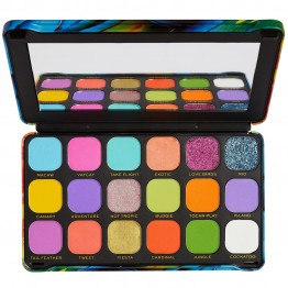 Makeup Revolution Forever Flawless Eyeshadow Palette - Birds of Paradise