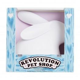 I Heart Revolution Bunny Eyeshadow Palette - Fluffy