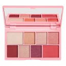 I Heart Revolution Mini Chocolate Eyeshadow Palette - Cherry