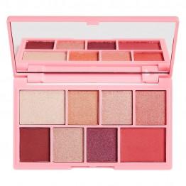 I Heart Revolution Mini Chocolate Eyeshadow Palette - Cherry