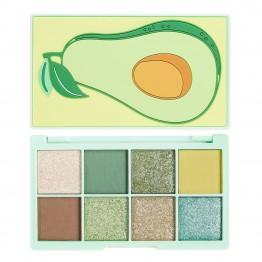 I Heart Revolution Mini Tasty Eyeshadow Palette - Avocado