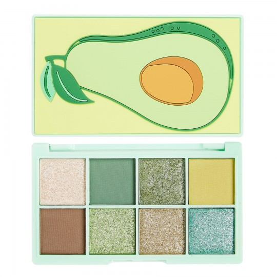 I Heart Revolution Mini Tasty Eyeshadow Palette - Avocado