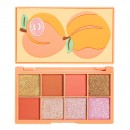 I Heart Revolution Mini Tasty Eyeshadow Palette - Peach