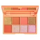 I Heart Revolution Mini Tasty Eyeshadow Palette - Peach