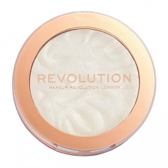 Makeup Revolution Reloaded Highlighter - Golden Lights
