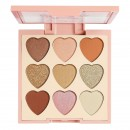 I Heart Revolution Heartbreakers Eyeshadow Palette - Majestic