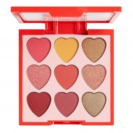 I Heart Revolution Heartbreakers Eyeshadow Palette - Courage