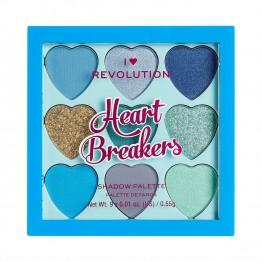 I Heart Revolution Heartbreakers Eyeshadow Palette - Daydream