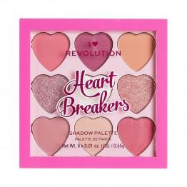 I Heart Revolution Heartbreakers Eyeshadow Palette - Sweetheart