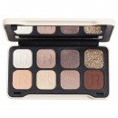 Makeup Revolution Forever Flawless Dynamic Eyeshadow Palette - Serenity