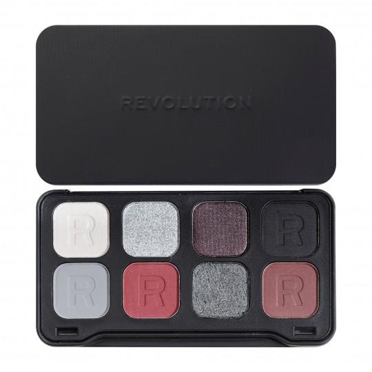 Makeup Revolution Forever Flawless Dynamic Eyeshadow Palette - Ebony