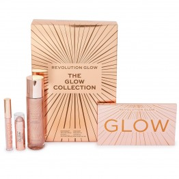 Makeup Revolution The Glow Collection Gift Set