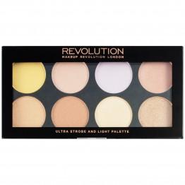Makeup Revolution Ultra Strobe and Light Palette