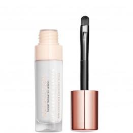 Makeup Revolution Cut Crease Canvas Halo - White