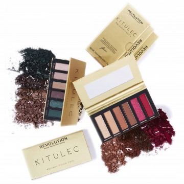 Makeup Revolution X Kitulec Blend Kit Eyeshadow Palette