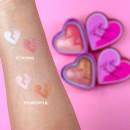 I Heart Revolution Heartbreakers Shimmer Blush - Strong