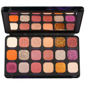 Makeup Revolution Forever Flawless Eyeshadow Palette - Spirituality