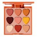 I Heart Revolution Heartbreakers Eyeshadow Palette - Plush