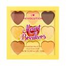 I Heart Revolution Heartbreakers Eyeshadow Palette - Joy