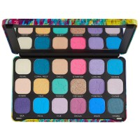 Makeup Revolution Forever Flawless Eyeshadow Palette - Hydra Turtle
