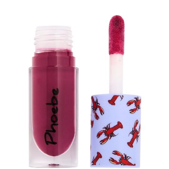 Makeup Revolution X Friends Lip Gloss Lip Bomb - Phoebe