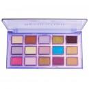 Makeup Revolution Reflective Eyeshadow Palette - Ultra Violet