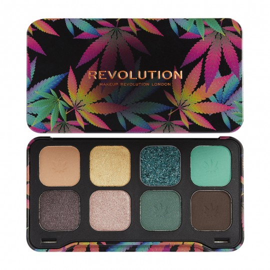Makeup Revolution Forever Flawless Dynamic Eyeshadow Palette - Chilled