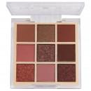 Makeup Revolution Ultimate Nudes Eyeshadow Palette - Medium