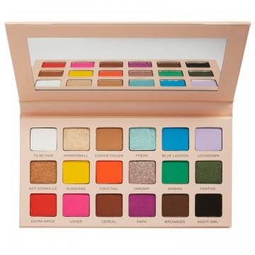 Makeup Revolution X Soph Super Spice Eyeshadow Palette