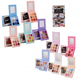 Makeup Revolution X Friends Eyeshadow Palette Vault Gift Set