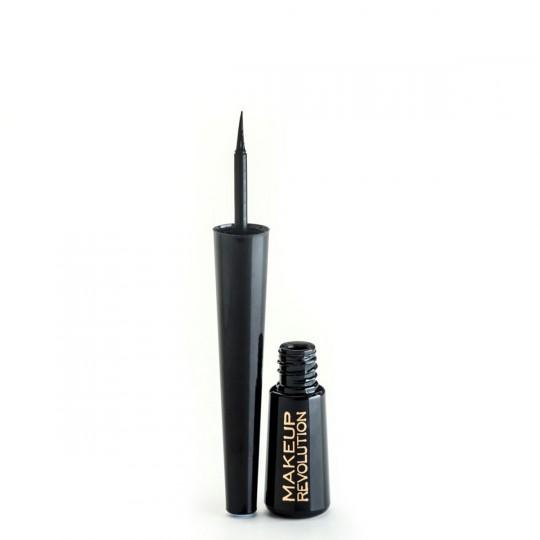 Makeup Revolution Amazing Liquid Eyeliner - Ultra Black