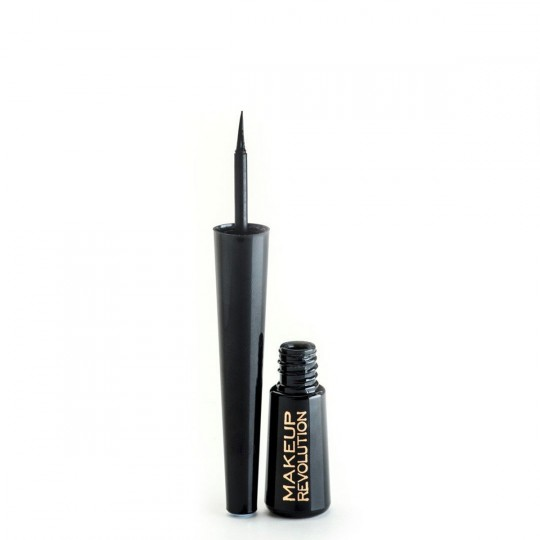 Makeup Revolution Amazing Liquid Eyeliner - Waterproof Black