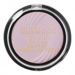 Makeup Revolution Vivid Baked Highlighter - Pink Lights