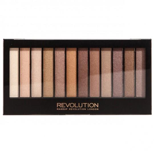 Makeup Revolution Redemption Palette - Essential Shimmers