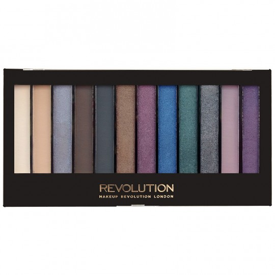 Makeup Revolution Redemption Palette - Hot Smoked