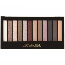 Makeup Revolution Redemption Palette - Romantic Smoked