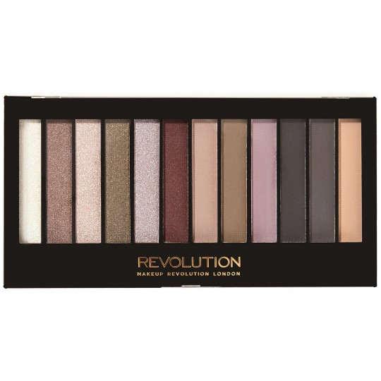 Makeup Revolution Redemption Palette - Romantic Smoked