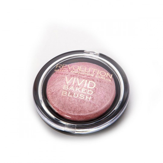 Makeup Revolution Vivid Baked Blush - All I Think About Is You